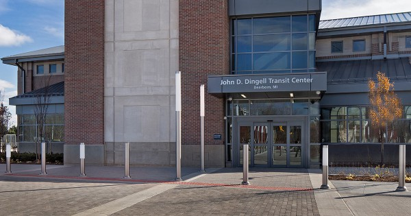 John D. Dingell Transit Center