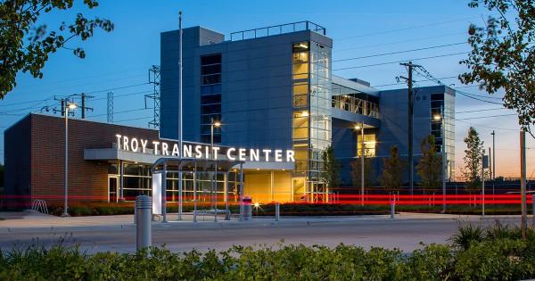 Troy Multi-Model Transit Facility